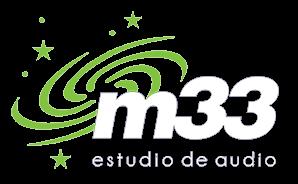 m33 – Estudio de Grabación